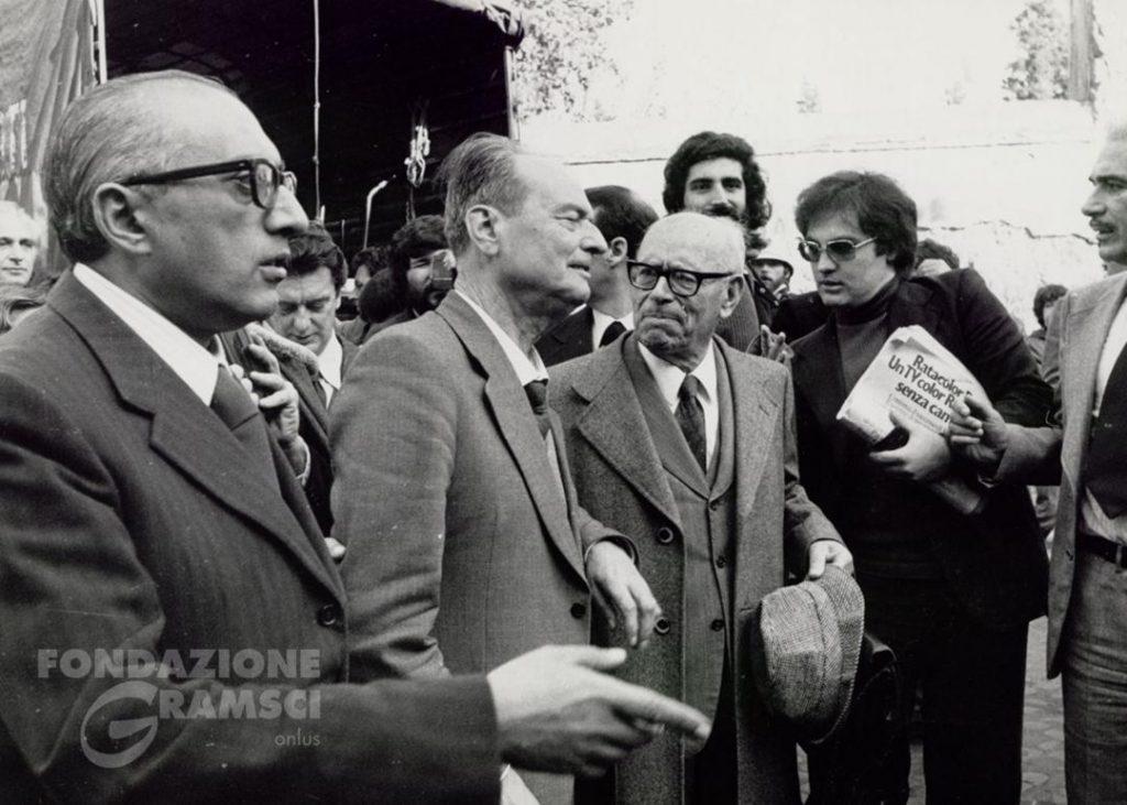 Umberto Terracini e Bruno De Finetti