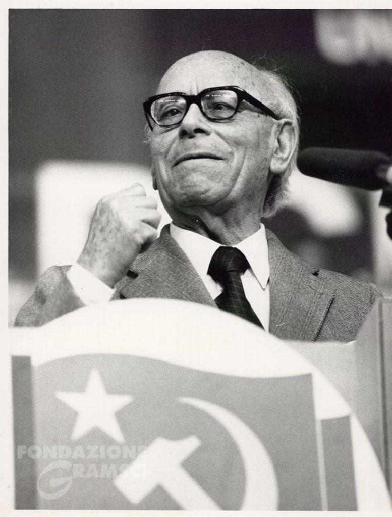 Umberto Terracini. XV Congresso