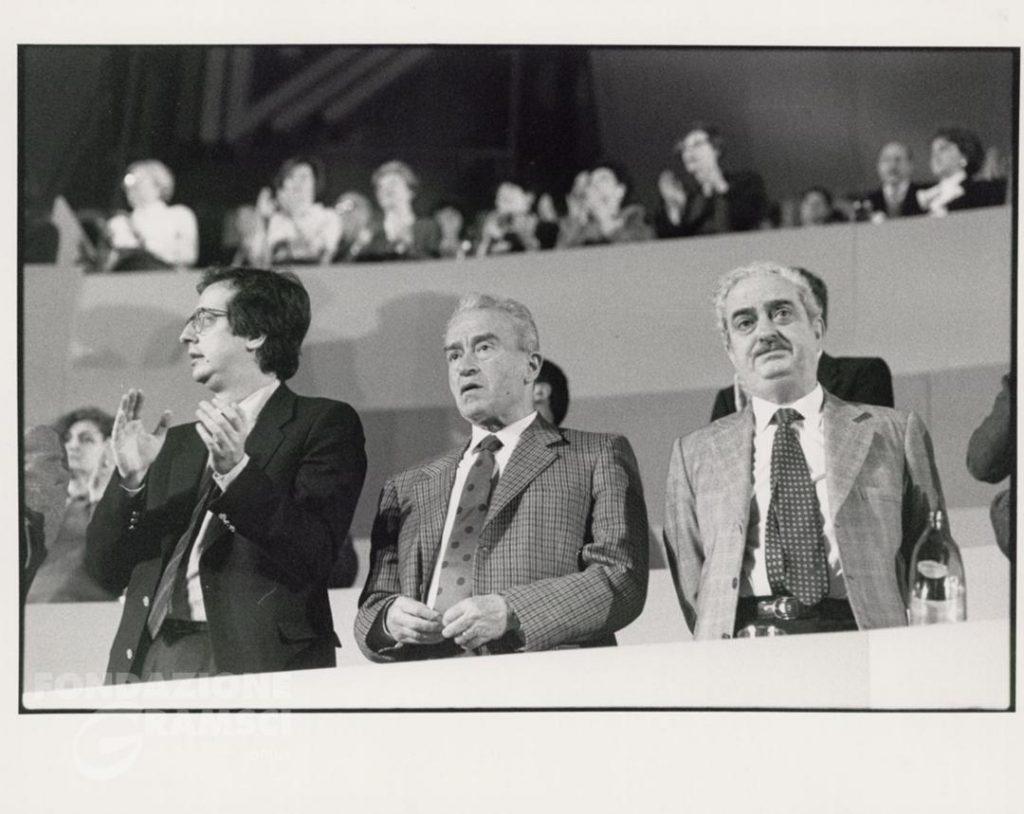 Al XIX Congresso nazionale del Pci