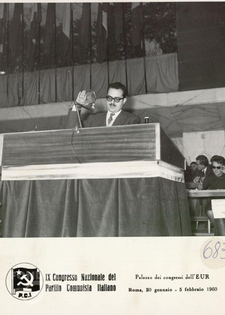 IX Congresso nazionale del Pci