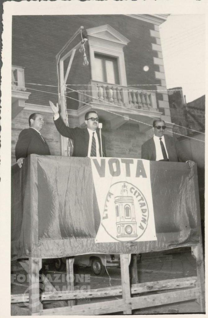 Campofranco, elezioni giugno 1966