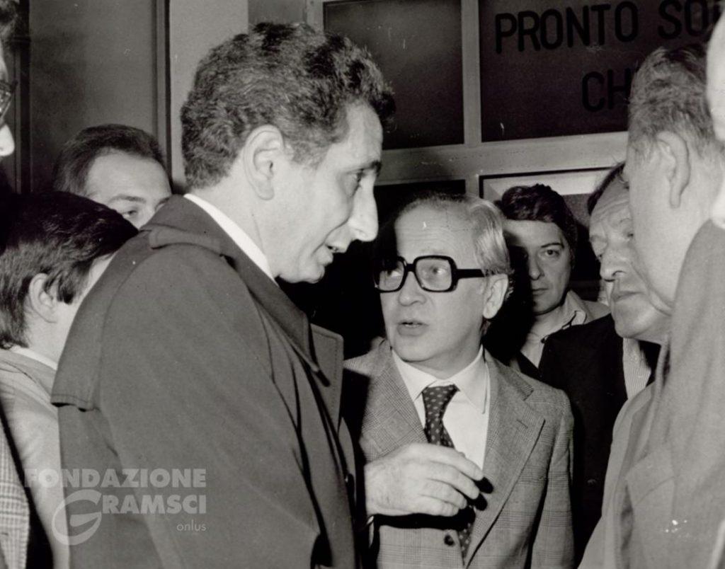 L'attentato a Carlo Casalegno. La visita di Diego Novelli in ospedale