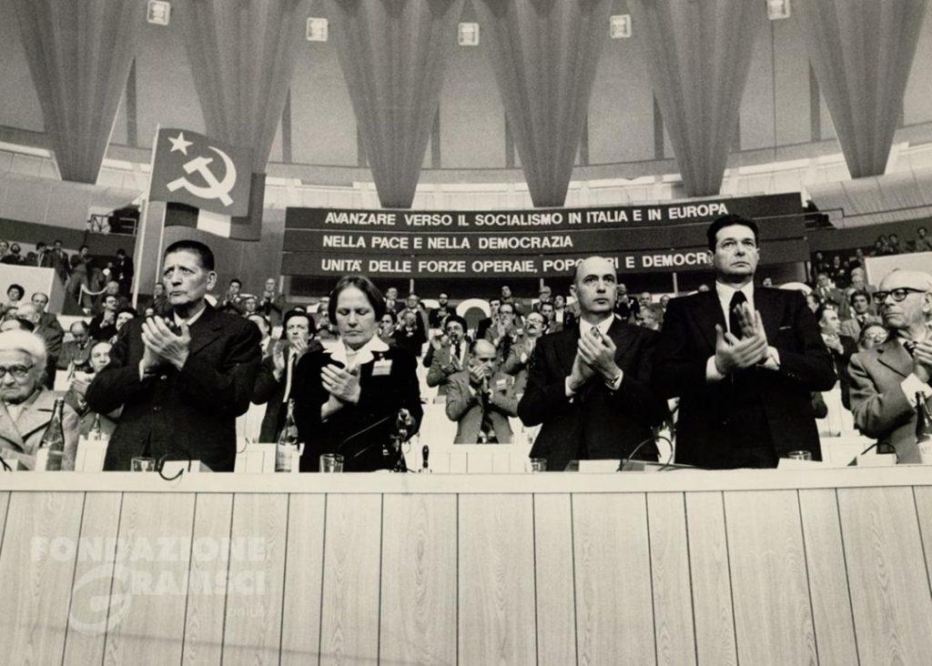 XV Congresso del Pci