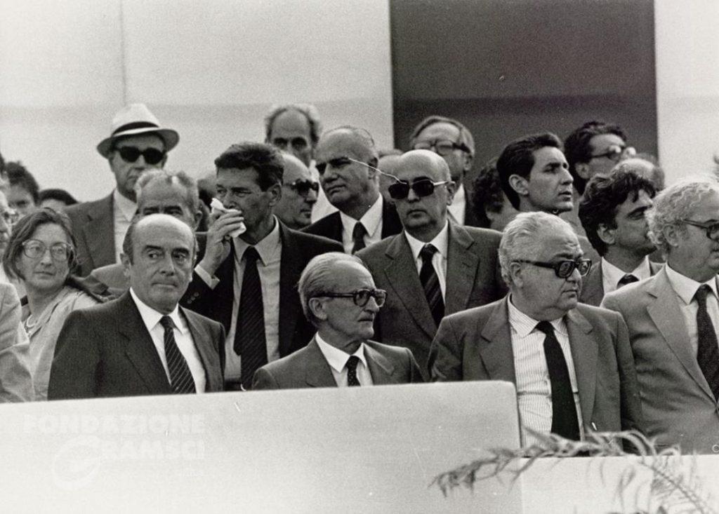 I funerali di Enrico Berlinguer