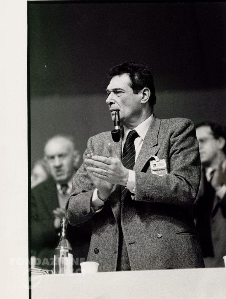 Lama al XVI Congresso del Pci