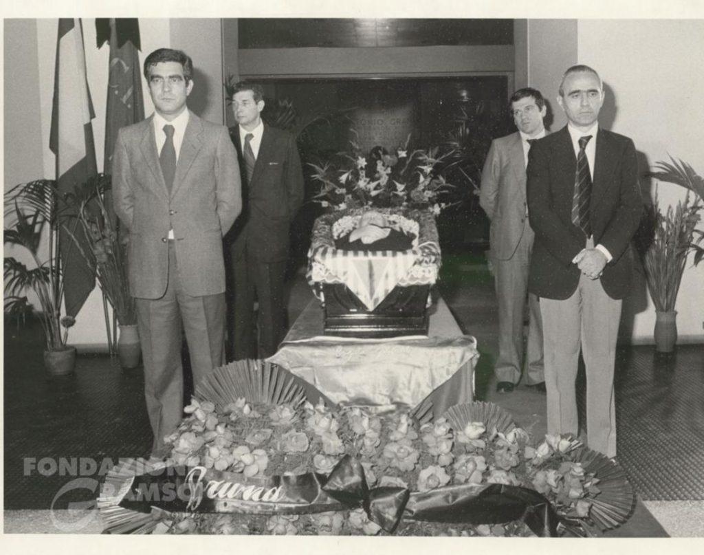 Funerali di Luigi Longo