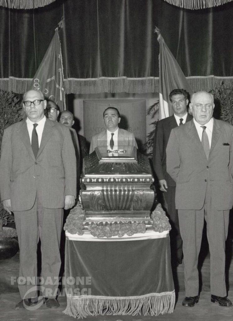 I funerali di Palmiro Togliatti